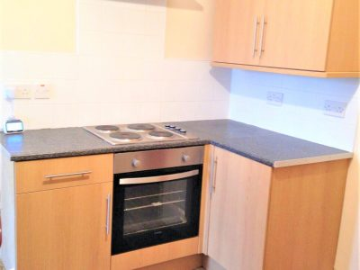 1 Bed Flat Morecambe Kitchen 2
